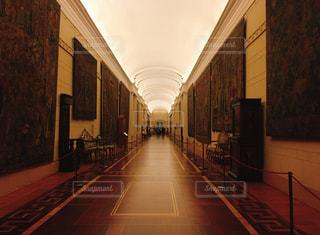 世界三大美術館のロシアのエルミタージュ美術館の写真・画像素材[794786]