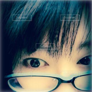 眼鏡,目,瞳,メガネ