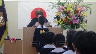 幼稚園,卒園,制服,三姉妹,卒園生代表