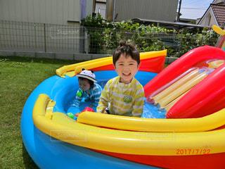 水遊び - No.667283