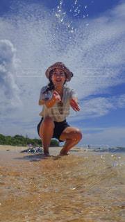 海の写真・画像素材[671867]