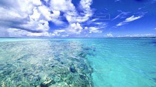 宮古島の青の写真・画像素材[2368495]