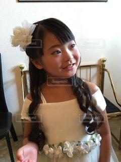 ドレスの写真・画像素材[834411]