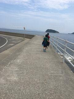 日間賀島旅行の写真・画像素材[699761]
