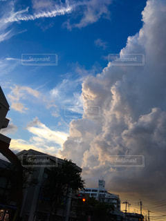 空の雲の写真・画像素材[1452138]