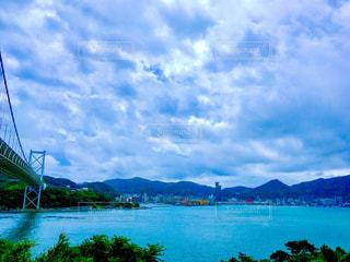 関門海峡の写真・画像素材[1456288]
