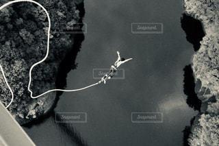 バンジージャンプの写真・画像素材[814711]