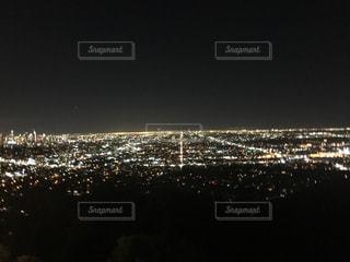 夜景,アメリカ,観光,旅行,LA,地平線,ハリウッド,グリフィス天文台,ララランド