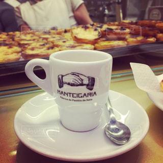 カフェ,コーヒー,ヨーロッパ,エスプレッソ,ポルトガル,リスボン,Caffe,エッグタルト