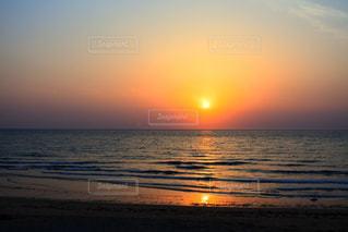 夕日の写真・画像素材[560942]