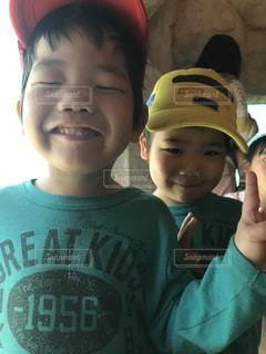 子ども,笑顔,双子,川島河川環境楽園,川島オアシスパーク