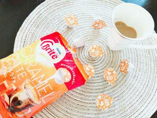 一杯のコーヒーの写真・画像素材[1267648]