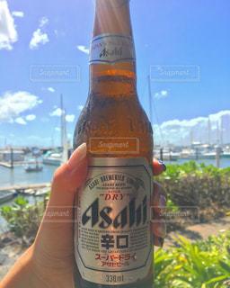 水のボトルの写真・画像素材[928423]