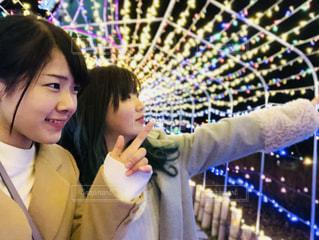 カメラ,夜,イルミネーション,クリスマス,日本,一眼レフ,イルミ