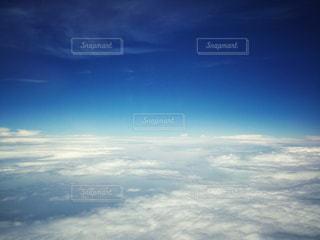 空の雲の写真・画像素材[1240792]