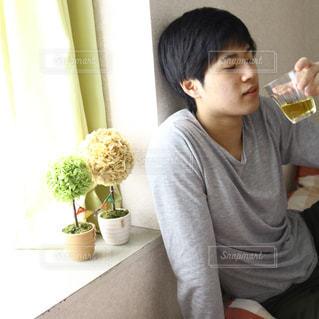 お茶タイム - No.1052593
