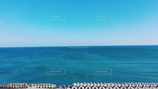 水の大きな体の写真・画像素材[1322500]