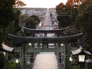 宮地嶽神社の写真・画像素材[1410898]