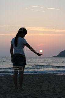 夏休みの思い出の写真・画像素材[1431521]