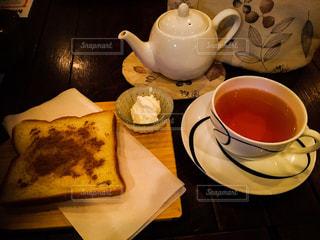 カフェ,トースト,紅茶,喫茶店,まったり,自由が丘,hyphen,自由が丘hyphen