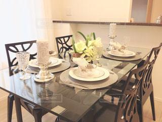 インテリア,ホームパーティー,おもてなし,テーブルセッティング,特別な日