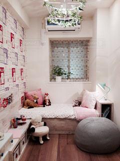 インテリア,ピンク,優しい,ぬいぐるみ,子供部屋,キッズルーム,オーダー家具