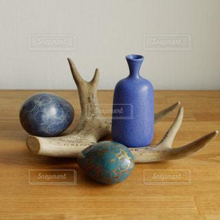 インテリア,花瓶,オブジェ,角,卵,フラワーベース