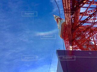 東京タワーの写真・画像素材[588631]