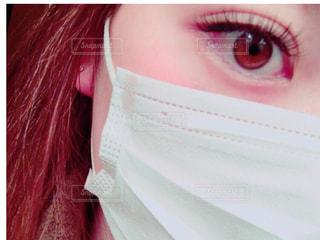 目の写真・画像素材[594719]