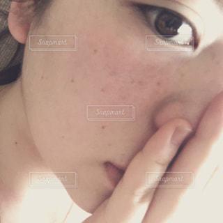 素肌の写真・画像素材[594729]