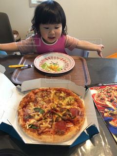 ランチ,宅配ピザ,おうちランチ,お家ランチ,ドミノピザ,はじめてのピザ,わぁ〜!