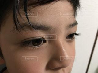 顔,男の子,目,ハーフ,まつ毛