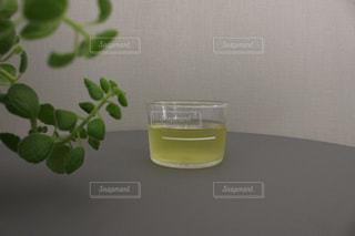 日本茶の写真・画像素材[1055896]