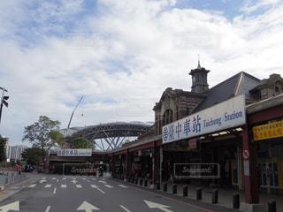 台中駅(旧駅舎)の写真・画像素材[951018]