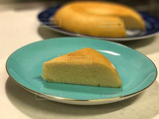 手作り豆腐チーズケーキの写真・画像素材[842129]