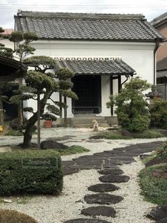 庭で探検 - No.1008313