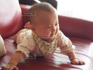 バァバを見つけて笑顔 - No.1018578