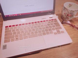 女子っぽいパソコン - No.935800