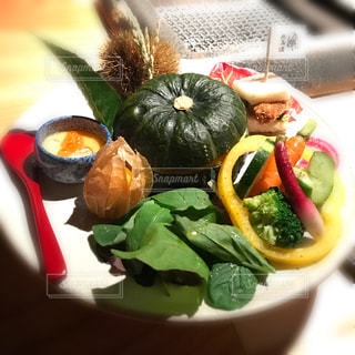 秋の前菜の写真・画像素材[1463446]