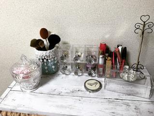 インテリア,DIY,オシャレ,100均,化粧品,ドレッサー
