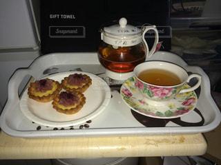 タルトと紅茶のセット - No.800751