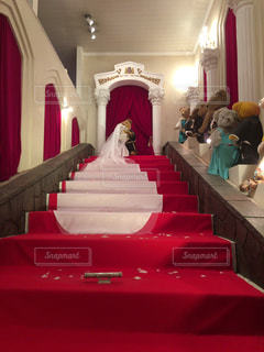 テディベア美術館の結婚式の写真・画像素材[1025751]