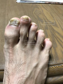 足の写真・画像素材[571006]