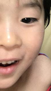 男の子,目,甥っ子