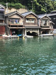 海,京丹後,船屋