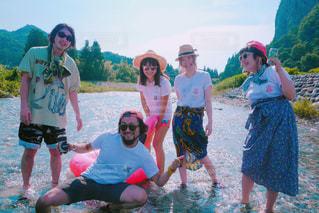 夏の写真・画像素材[651952]