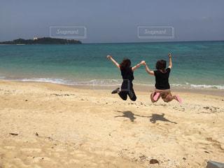 海,夏,ビーチ,砂浜,海岸,沖縄,浜辺,旅行