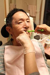 歯ブラシ,医療,歯みがき,歯磨き,介護,在宅介護,訪問介護,介護レベル5,介抱,介助