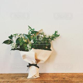 庭先に咲く草花のブーケ🌿の写真・画像素材[936151]