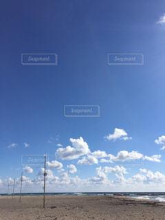 大好きな海と空の写真・画像素材[1097404]